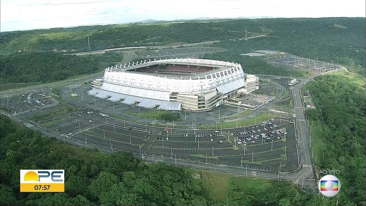 Congresso gratuito recebe Testemunhas de Jeová na Arena de Pernambuco