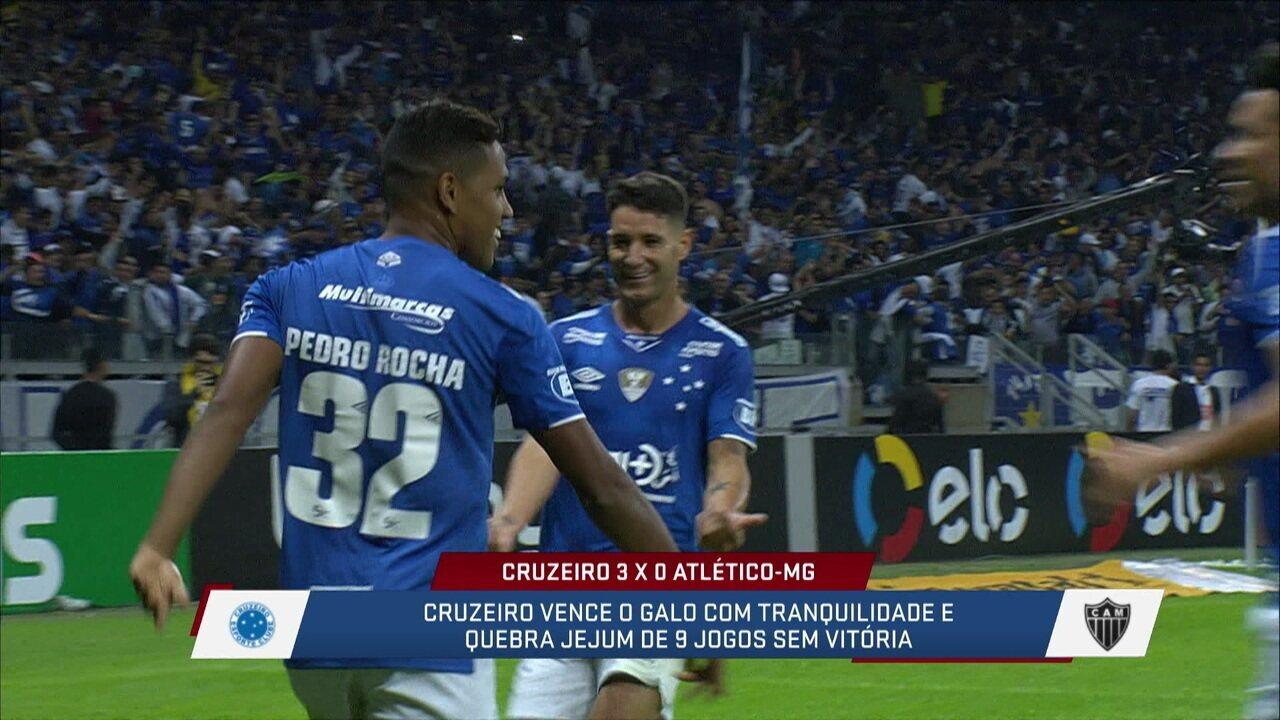 Comentaristas analisam ousadia de Mano Menezes a o tirar Fred do time titular do Cruzeiro