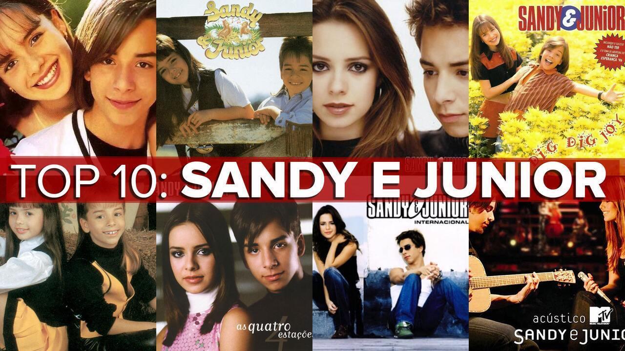 Sandy e Junior, o legado: top 10 repassa 30 anos de carreira
