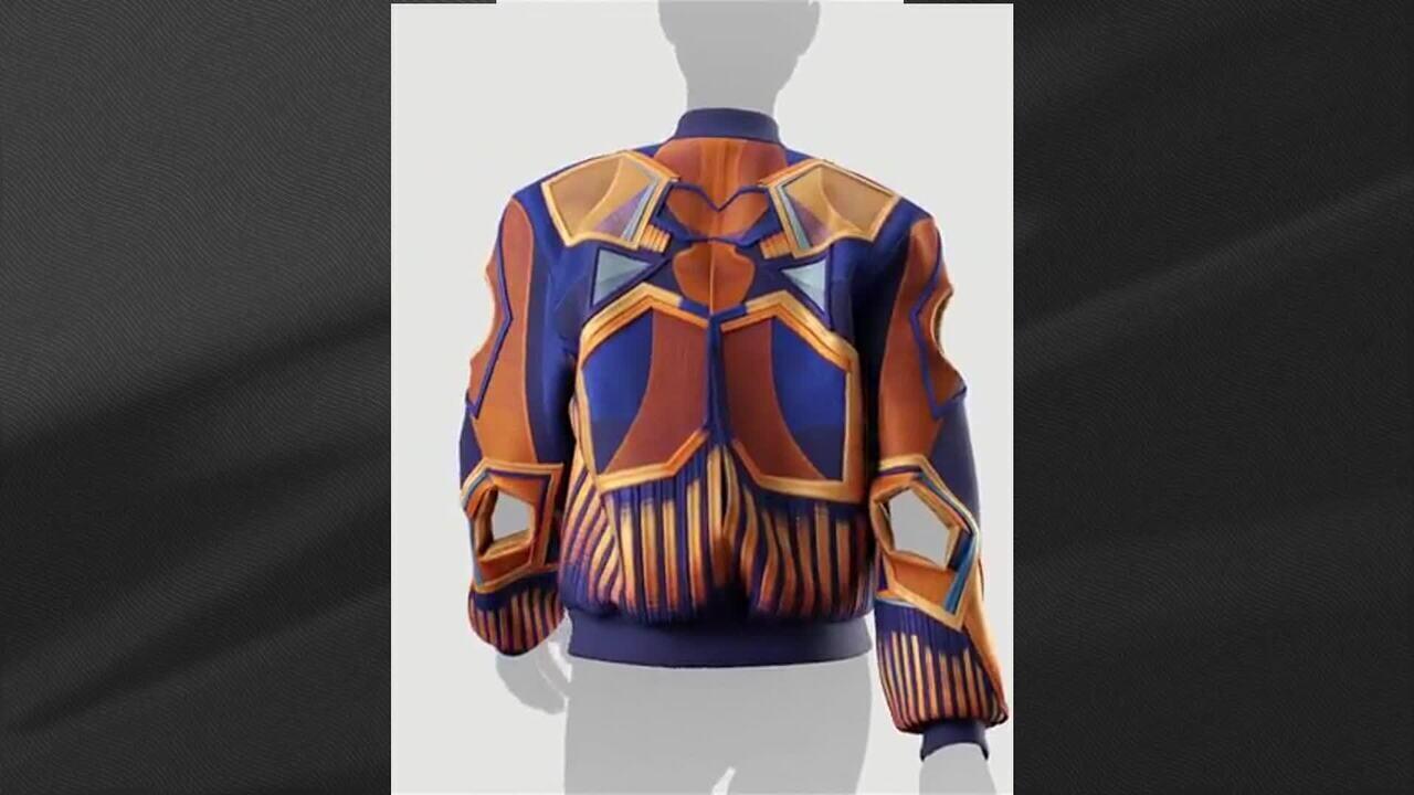 Marcas produzem roupas que só existem no mundo virtual