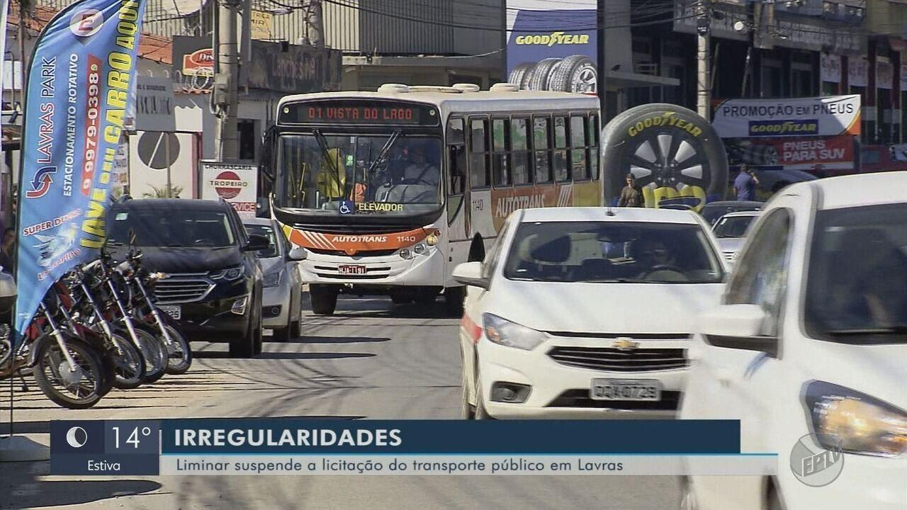 Justiça de Lavras suspende licitação do transporte público por falta de gratuidade