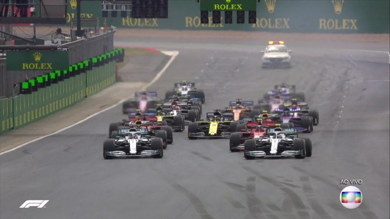GP da Inglaterra de Fórmula 1 - 14/07/2019 - GP da Inglaterra de Fórmula 1 - 14/07/2019