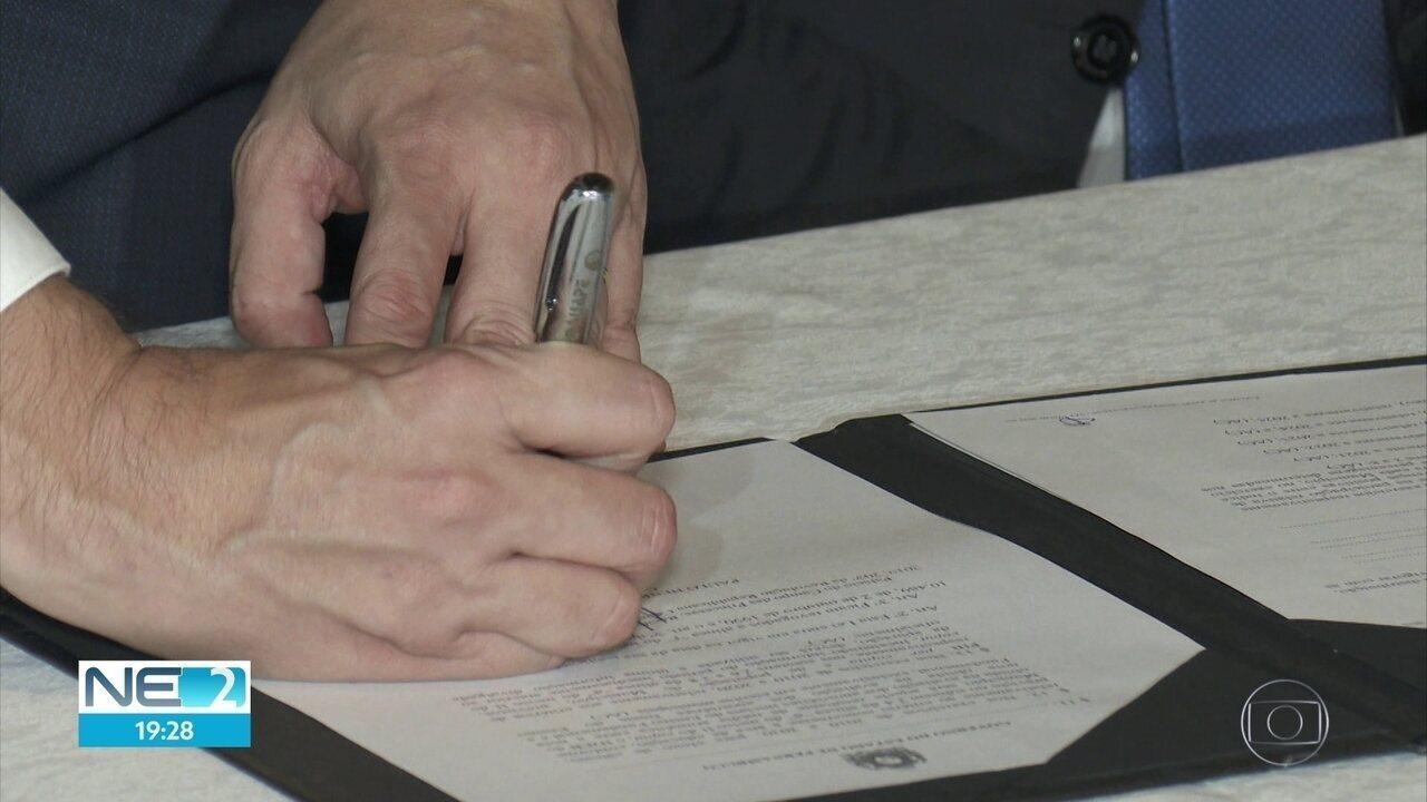 PE sanciona lei que muda distribuição do ICMS para melhorar alfabetização infantil