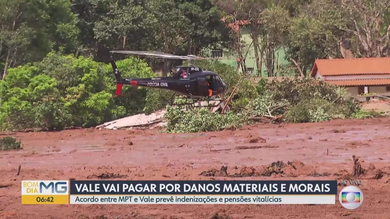 Brumadinho: MPT e Vale assinam acordo para famílias de mortos de mais de R$ 1 bi no total