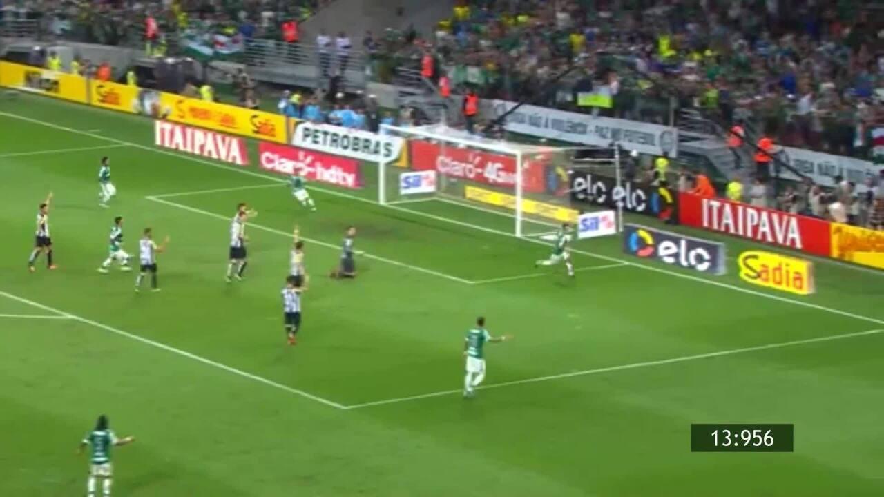Em 60 segundos, veja os 60 gols de Dudu pelo Palmeiras