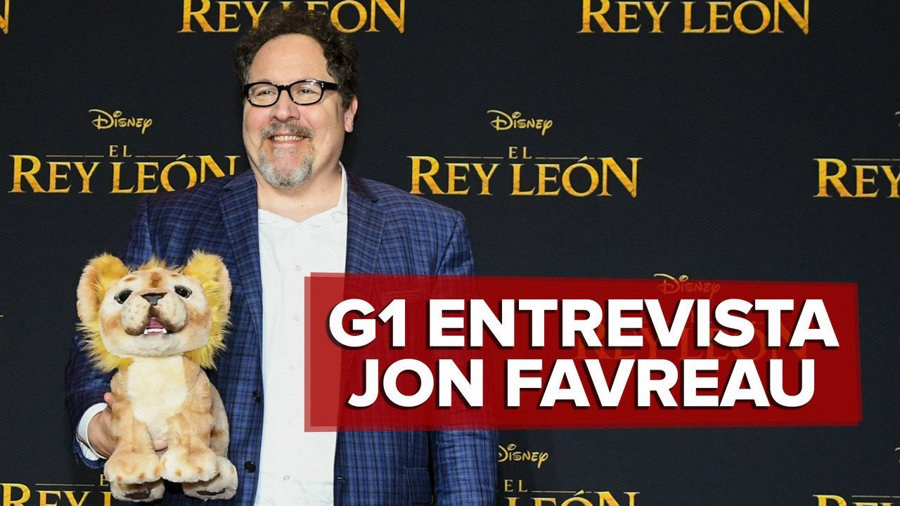 Jon Favreau comenta carreira e explica novo 'O Rei Leão