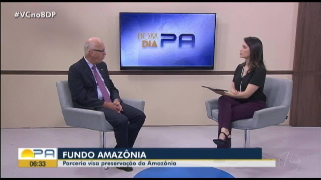 Embaixador da Alemanha fala sobre investimentos e preservação da Amazônia
