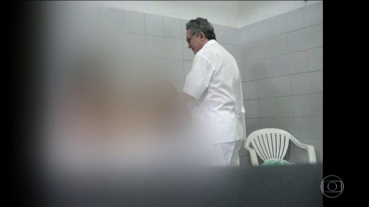 MP-CE pede prisão preventiva do médico e prefeito afastado de Ubururetama