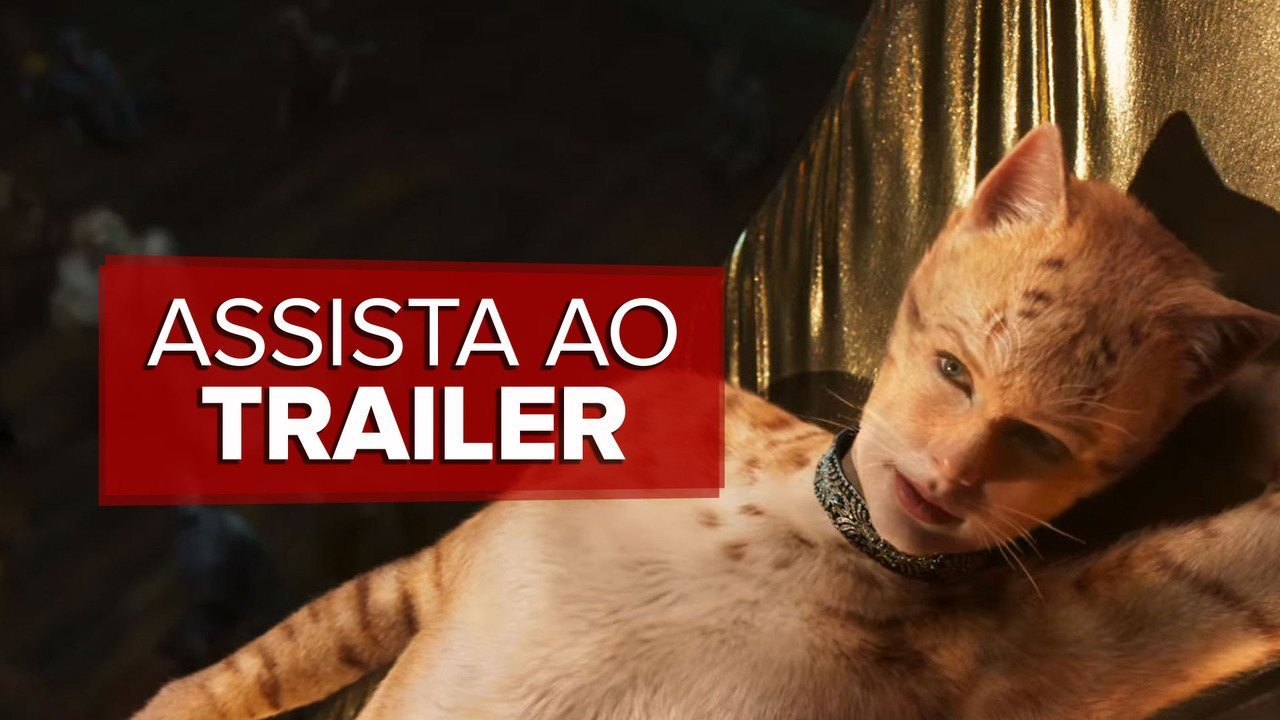 Assista ao trailer do musical 'Cats