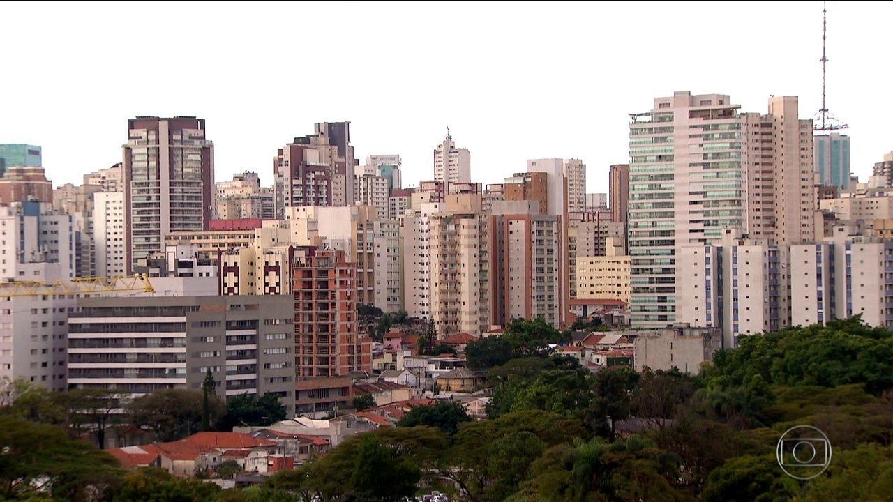 Setor imobiliário dá sinais de recuperação