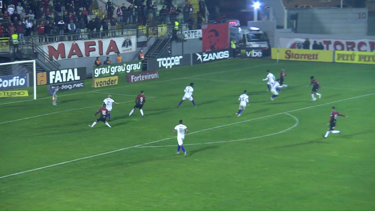 Melhores Momentos de Brasil-RS 0x1 Paraná, pela décima rodada da Série B