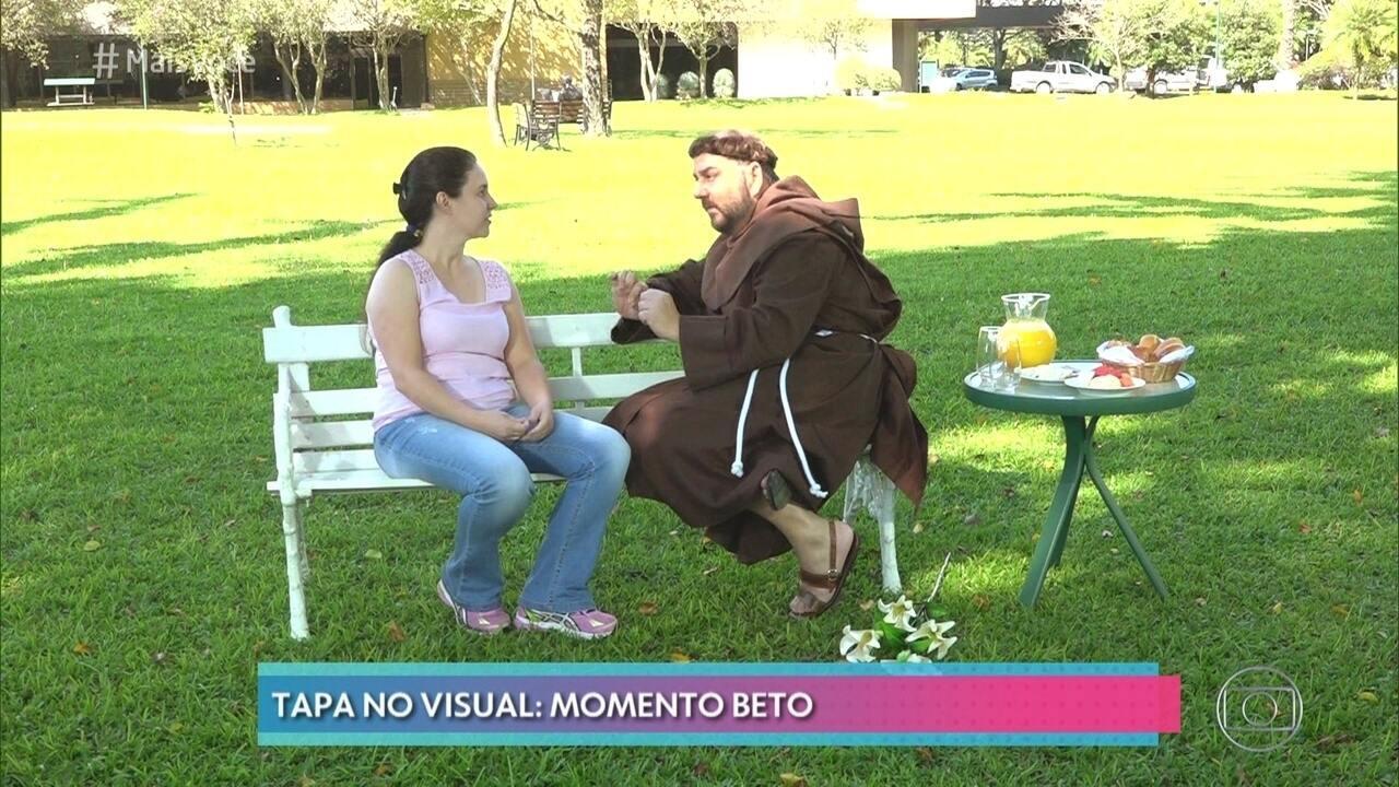 Beto Carramanhos e Roberta batem um papo sincero