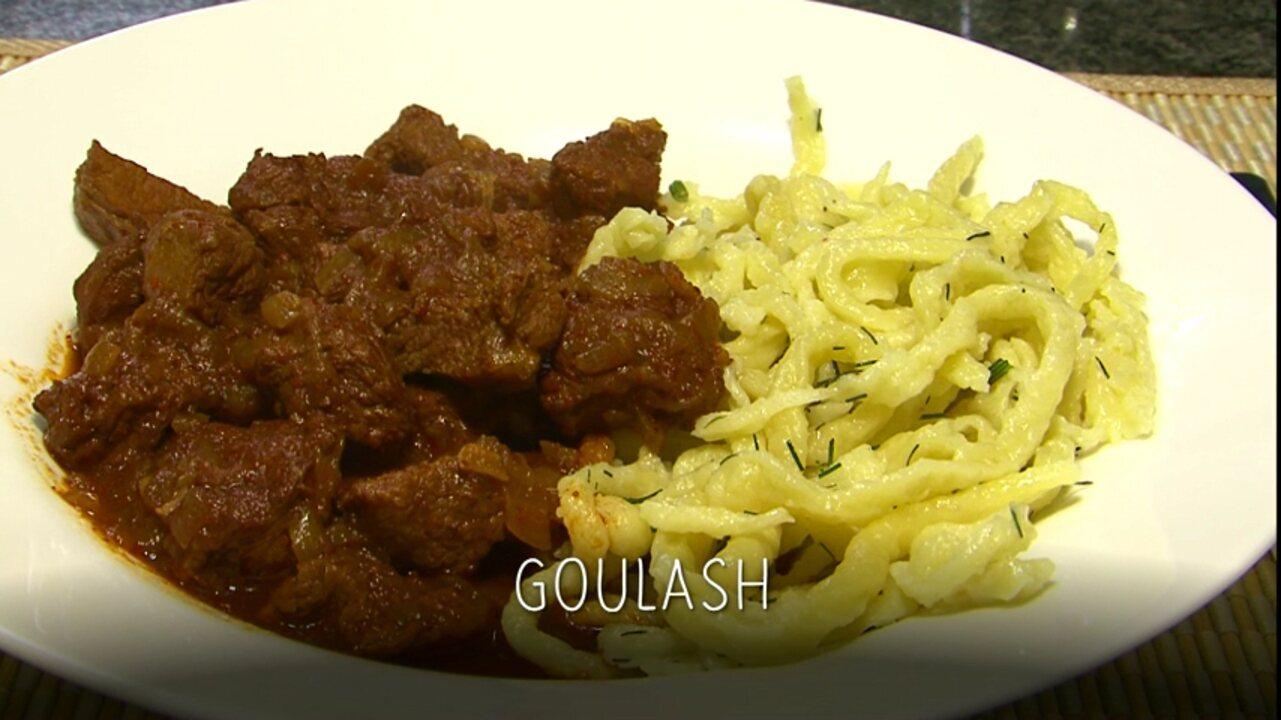 Aprenda a fazer a tradicional receita de goulash