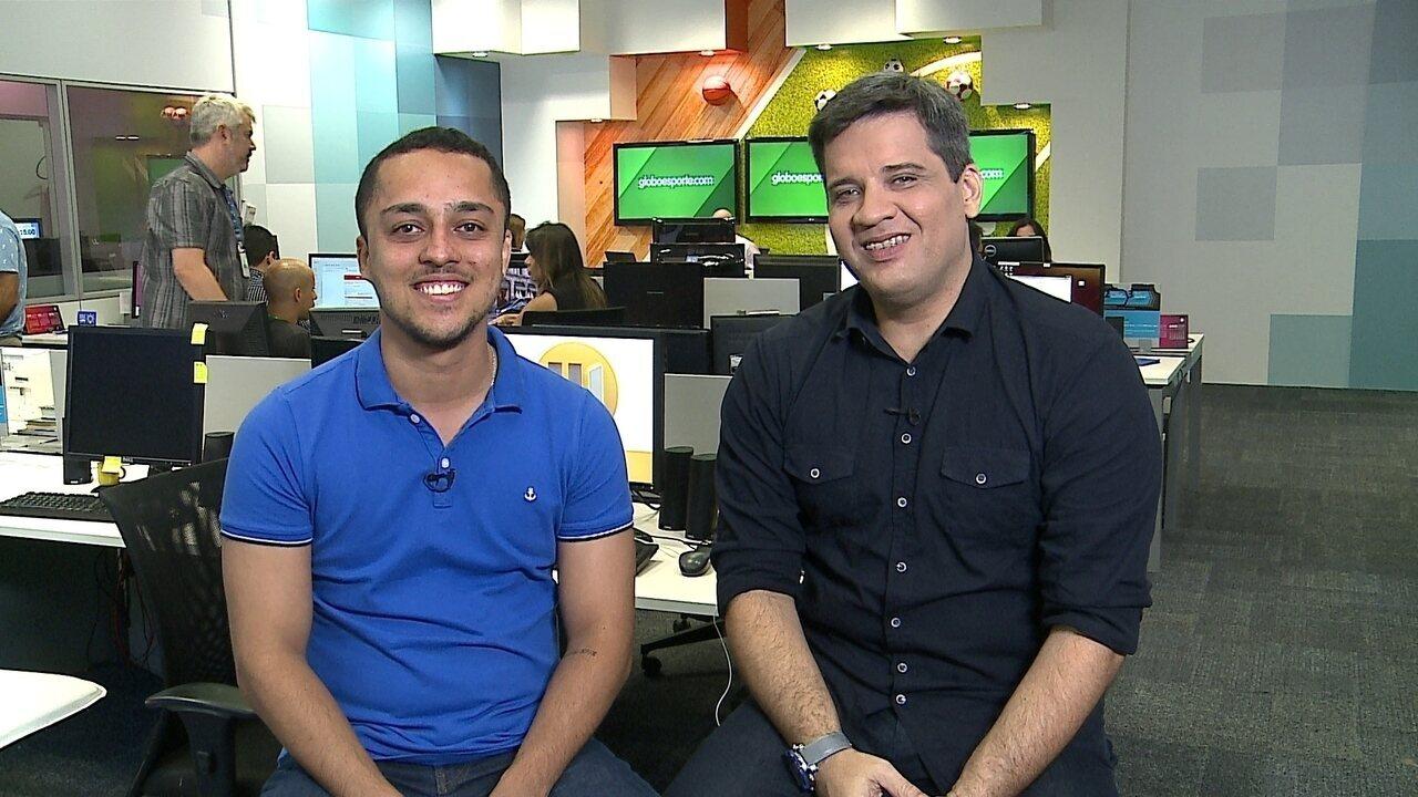 Cabral Neto analisa situação difícil do Santa Cruz na Série C