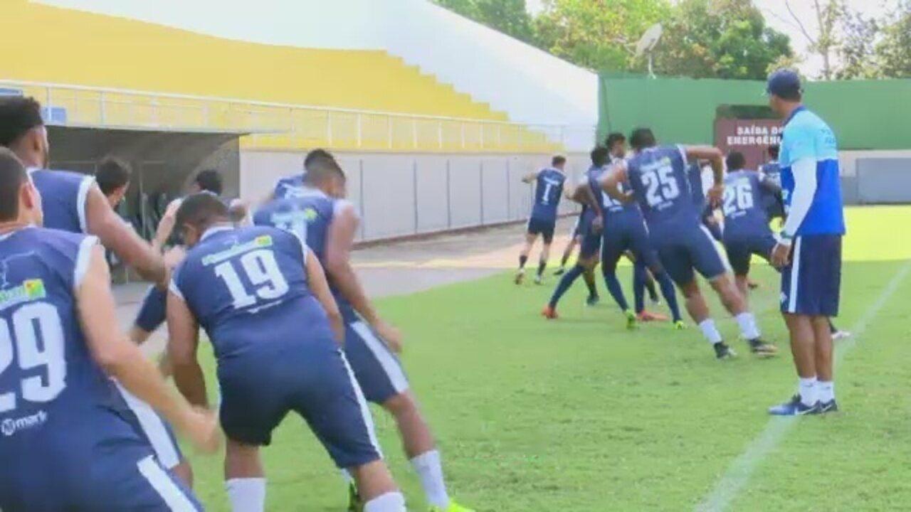 Atlético-AC ganha mais problemas antes do embarque para encarar São José no RS