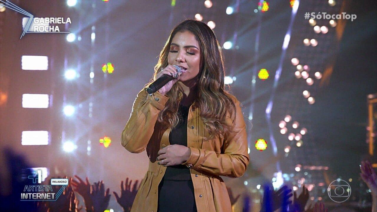 Gabriela Rocha cantar 'Lugar Secreto'