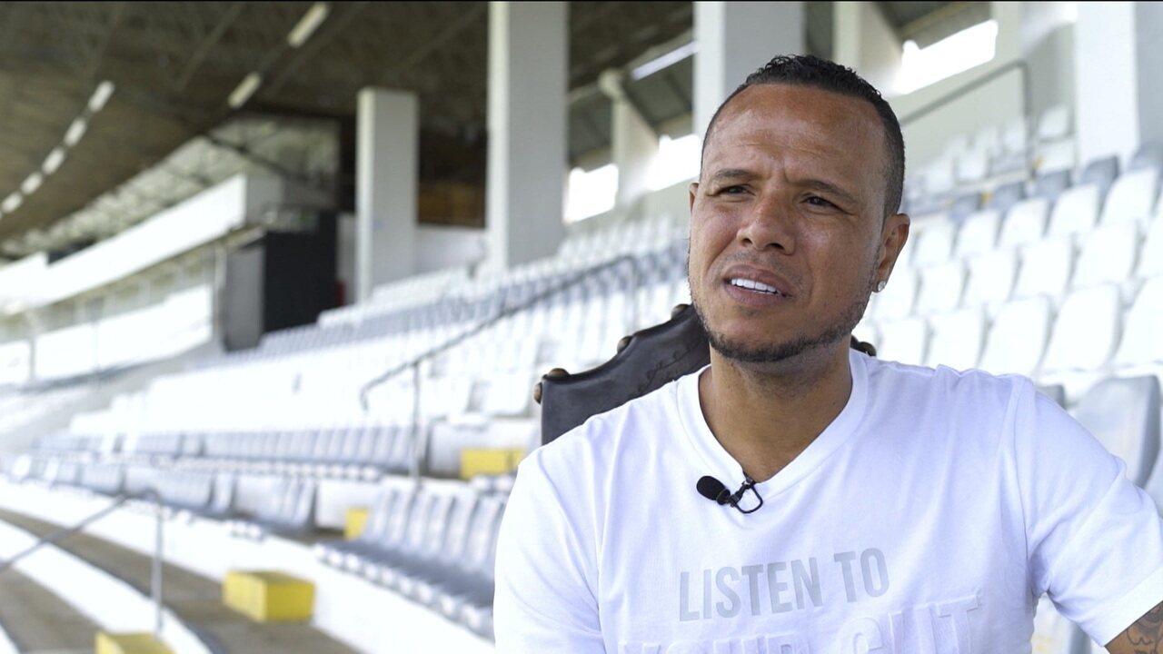 Os indomáveis: Luis Fabiano fala sobre sua fama de encrenqueiro e artilheiro em campo