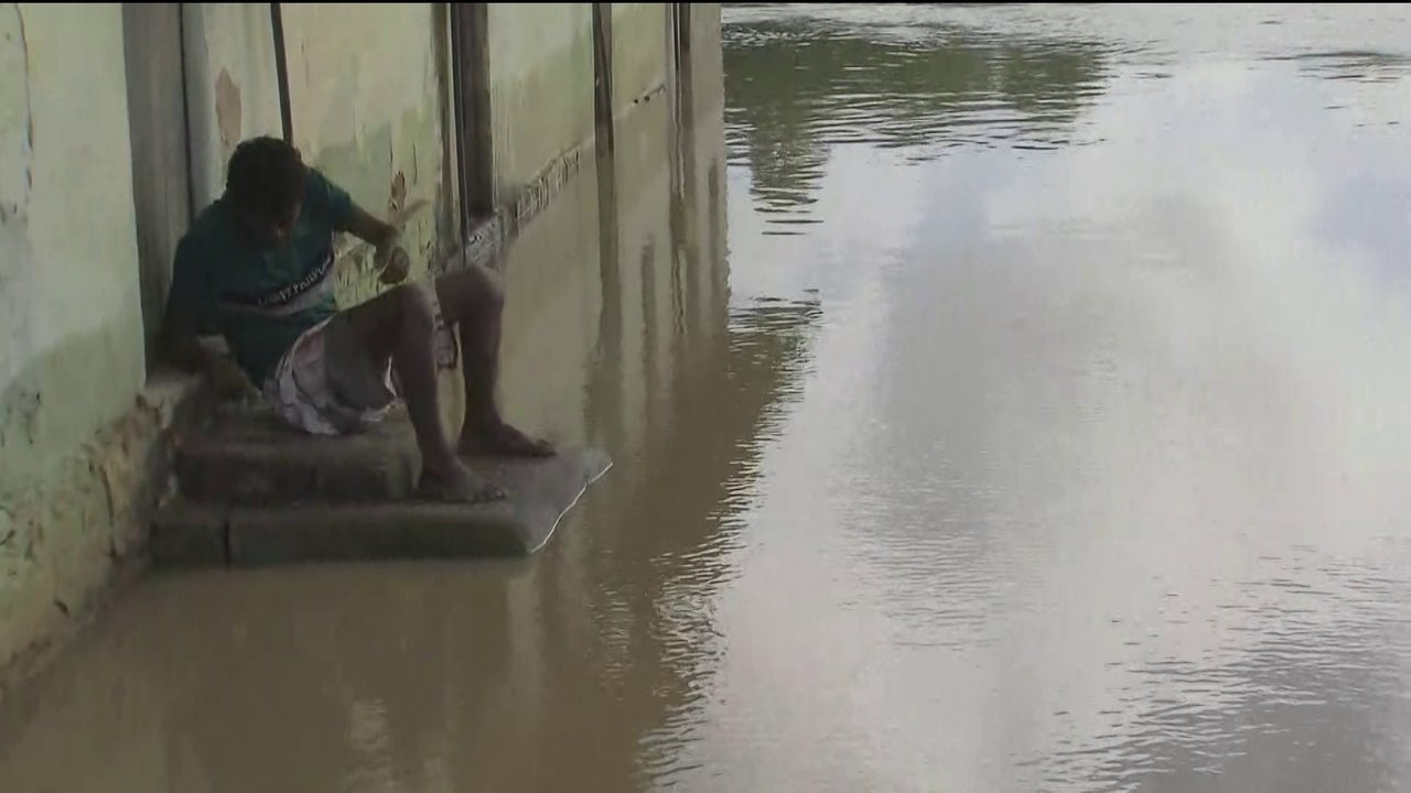 Chuva causa transtornos no interior de Pernambuco