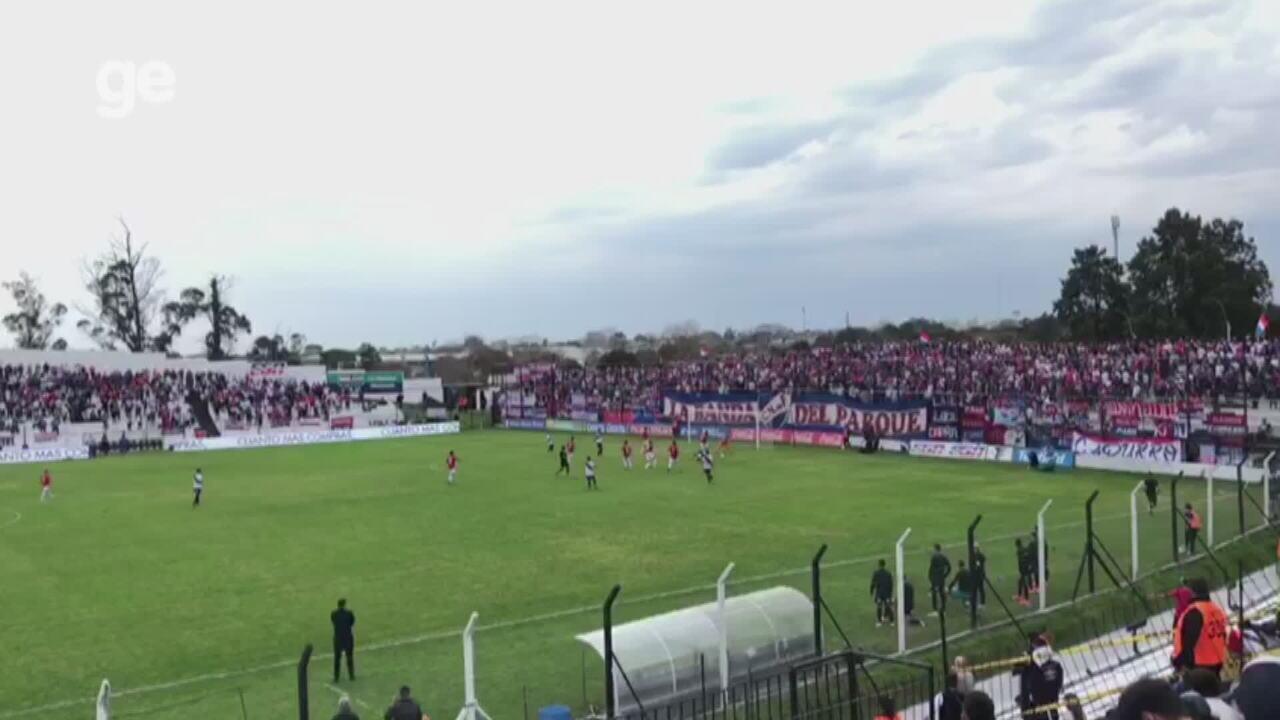 Veja análise da vitória do Nacional contra o Danubio antes de pegar o Inter