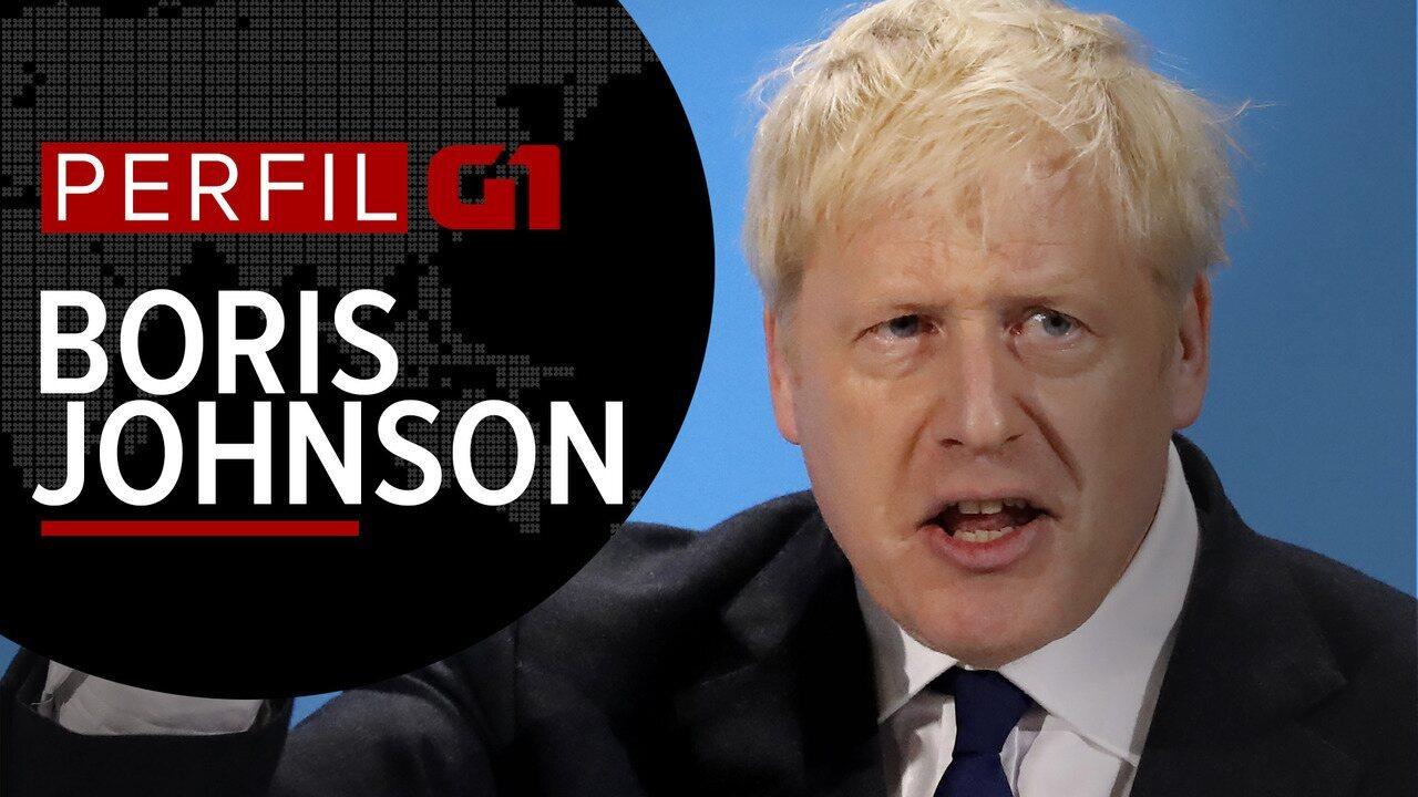 Perfil G1: Boris Johnson