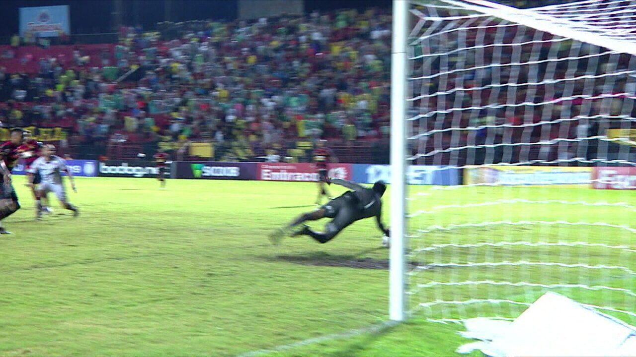 Melhores momentos: Sport 0 x 0 Brasil de Pelotas pela 11ª rodada do Brasileirão Série B