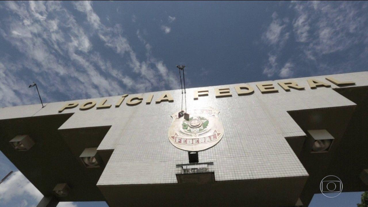 PF prende suspeitos de roubar dados de celulares de Moro e integrantes da força-tarefa