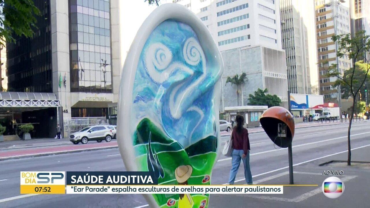 62 orelhas gigantes espalhadas por São Paulo