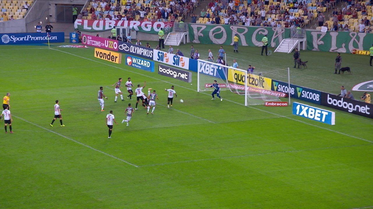 Melhores momentos: Fluminense 1 x 2 São Paulo pela 12ª rodada do Brasileirão 2019