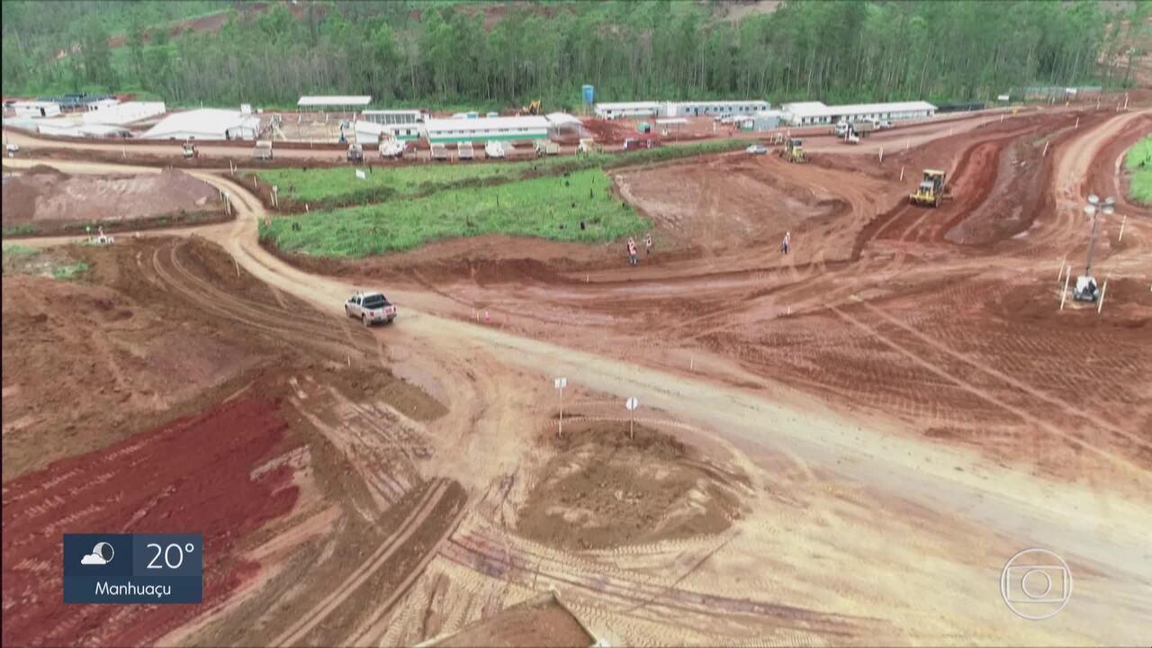 Obras do Novo Bento Rodrigues começam após quase 4 anos do rompimento da barragem