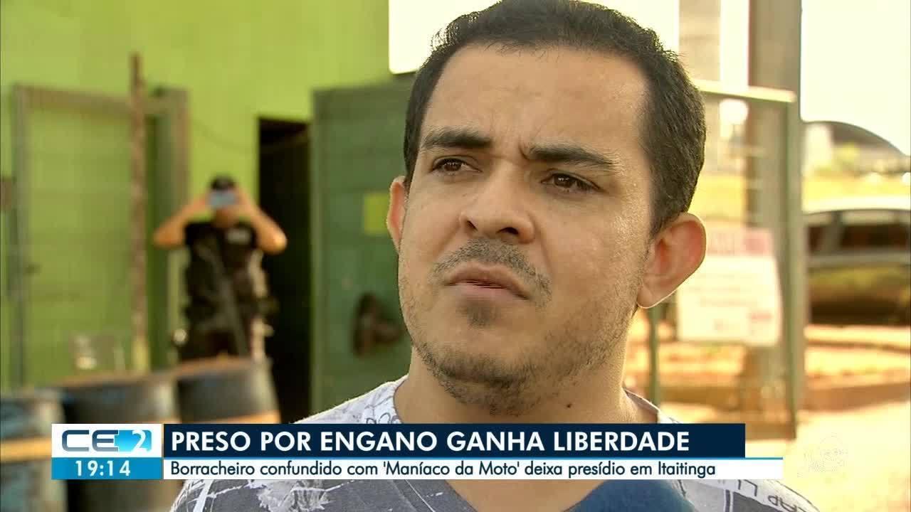 Homem preso no lugar de estuprador deixa presídio após cinco anos