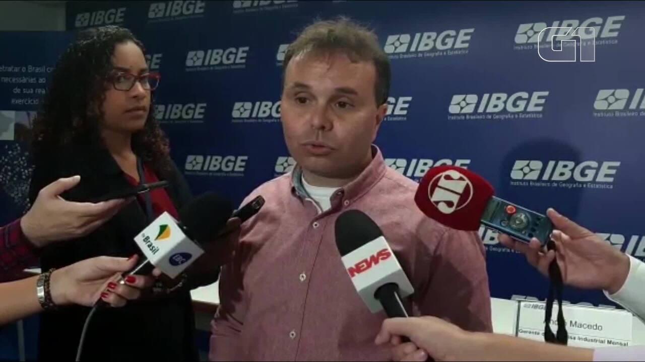 Acidente em Brumadinho ainda provoca efeitos negativos na indústria geral, diz IBGE