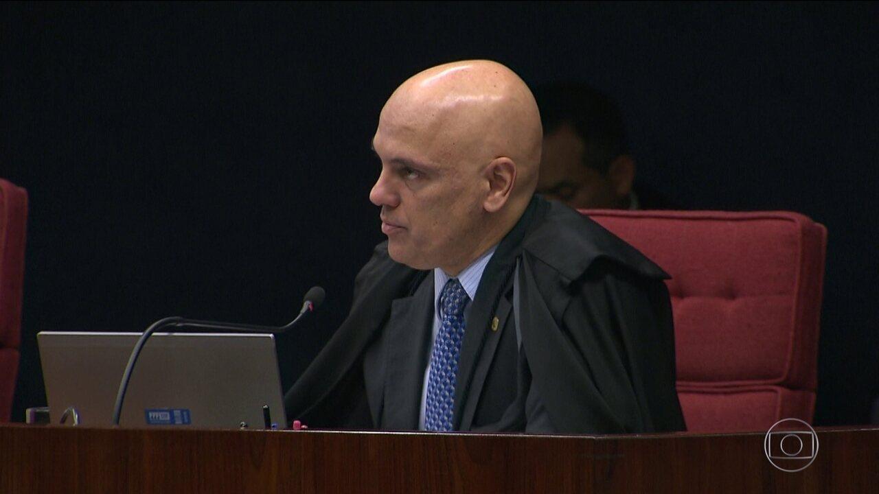 Ministro do STF suspende apuração da Receita sobre mais de 130 contribuintes