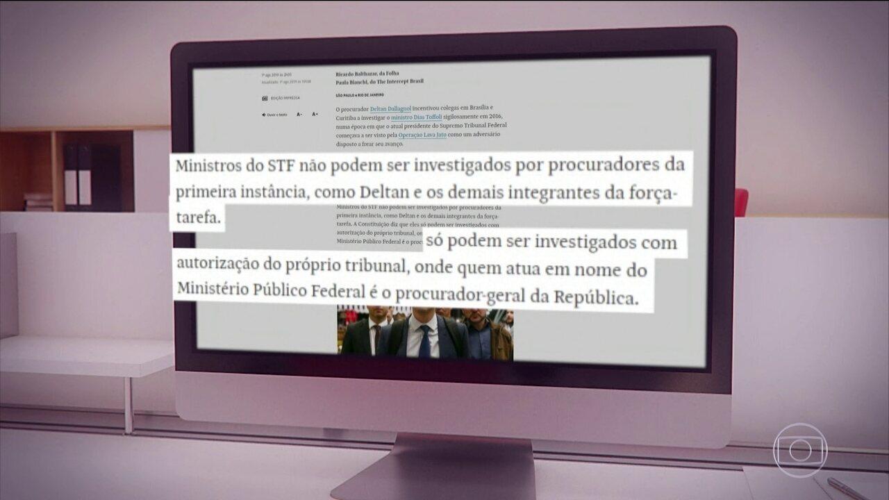 Ministro Alexandre de Moraes determina entrega de inquérito da Operação Spoofing