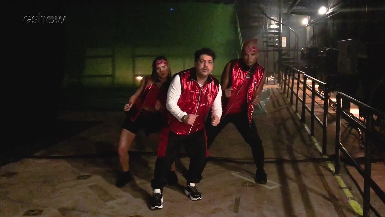 Rogerinho do Ingá faz tutorial de street dance