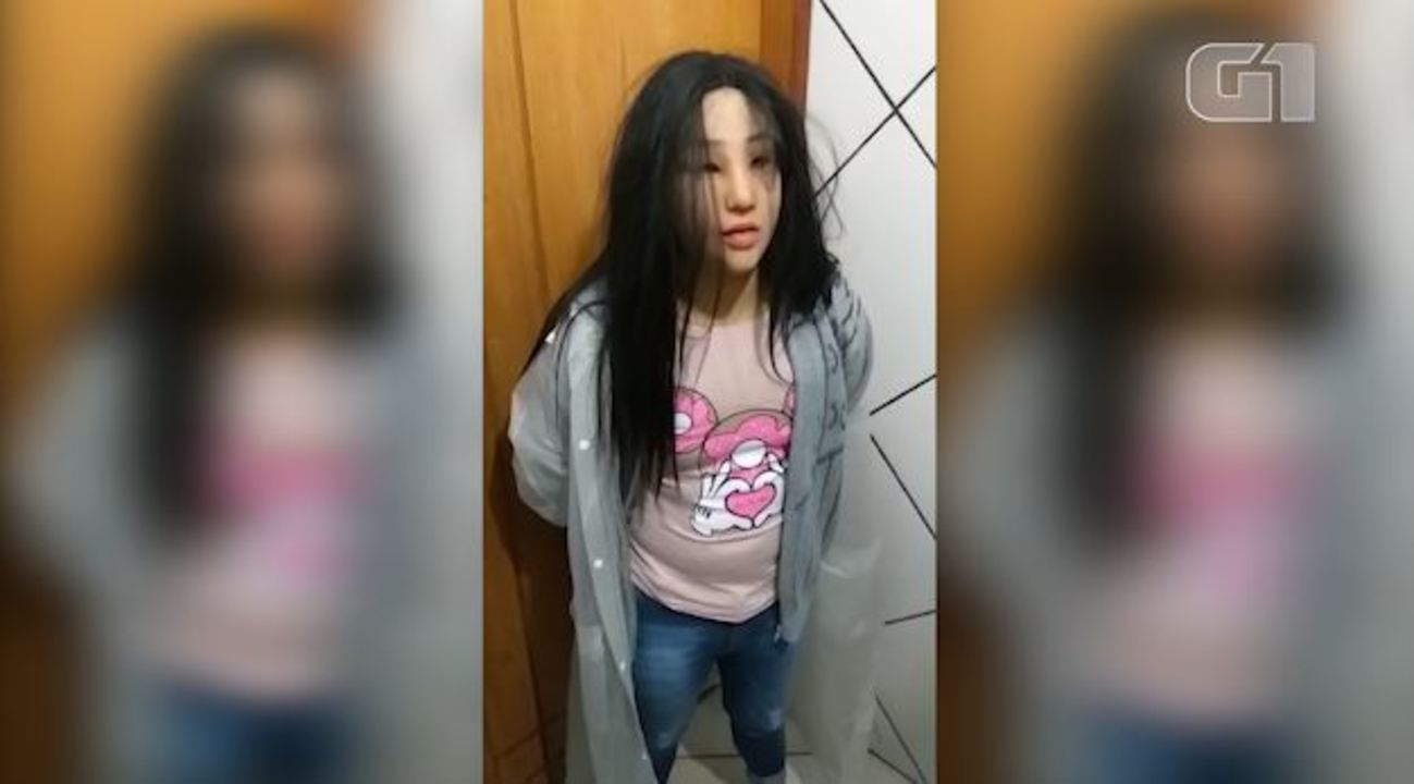 Traficante preso em Bangu 3 é flagrado tentando fugir vestido de mulher