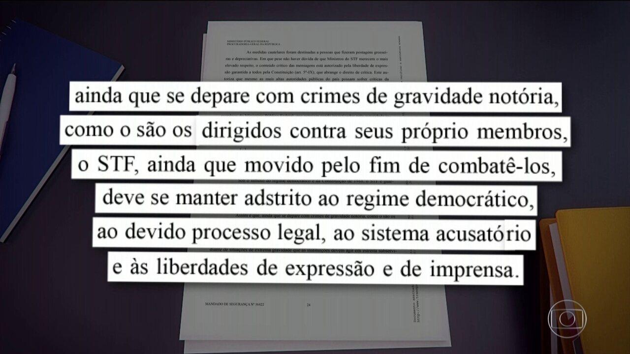 PGR nega pressão sobre Raquel Dodge para afastar Dallagnol da Lava Jato