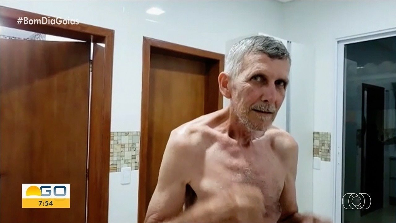 Vídeo de goiano sendo tratado com óleo medicinal da maconha viraliza na web