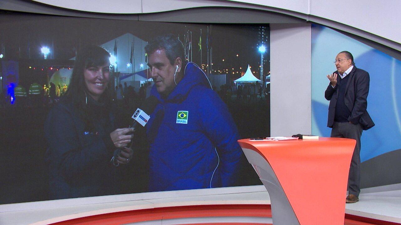 José Roberto Guimarães diz que Tóquio 2020 será sua despedida da Seleção Brasileira