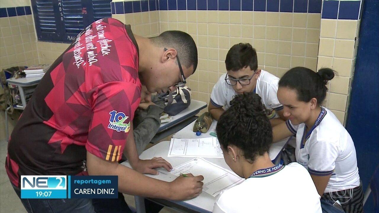 Governo de Pernambuco divulga relação de melhores escolas da rede pública
