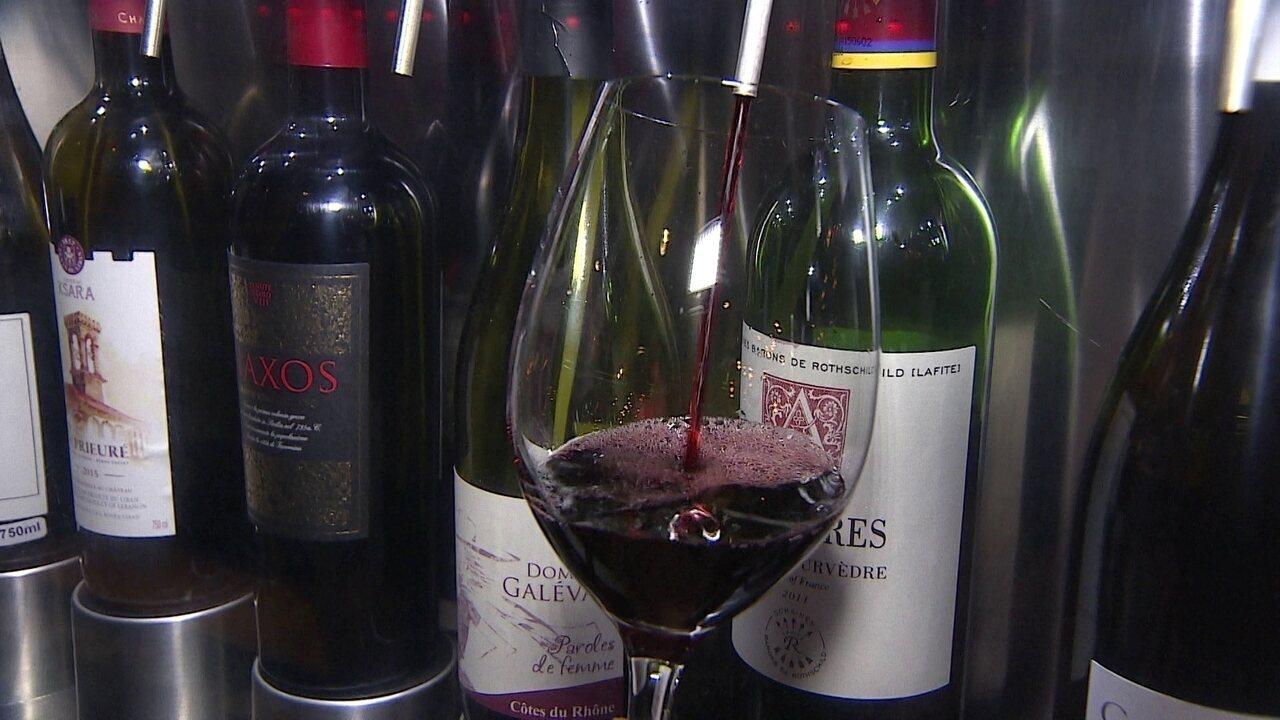 Empresário cria rodízio de vinho e fatura R$ 1,3 milhão em um ano