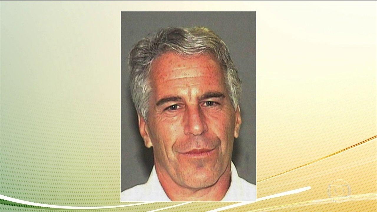 Milionário americano Jeffrey Epstein é encontrado morto na cadeia