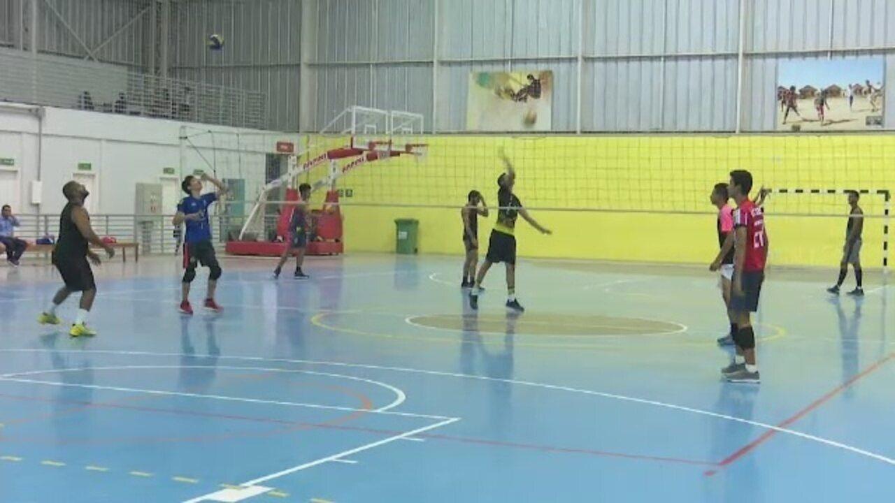 Seleção acreana de vôlei infanto juvenil entra na reta final de preparação para Brasileiro