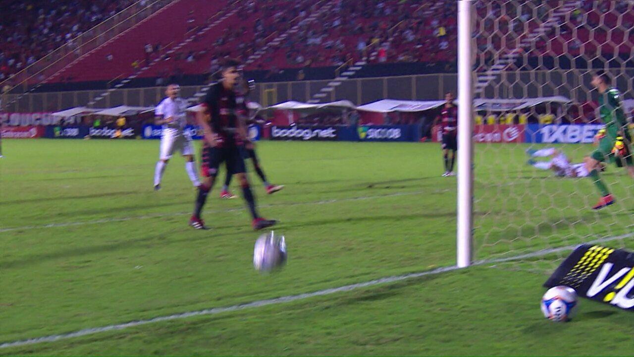 Melhores Momentos de Vitória 2 x 0 Paraná, pela 15ª rodada da Série B
