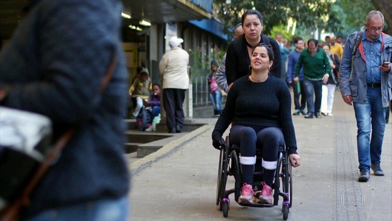 Alteração na Lei Maria da Penha amplia proteção de mulheres com deficiência