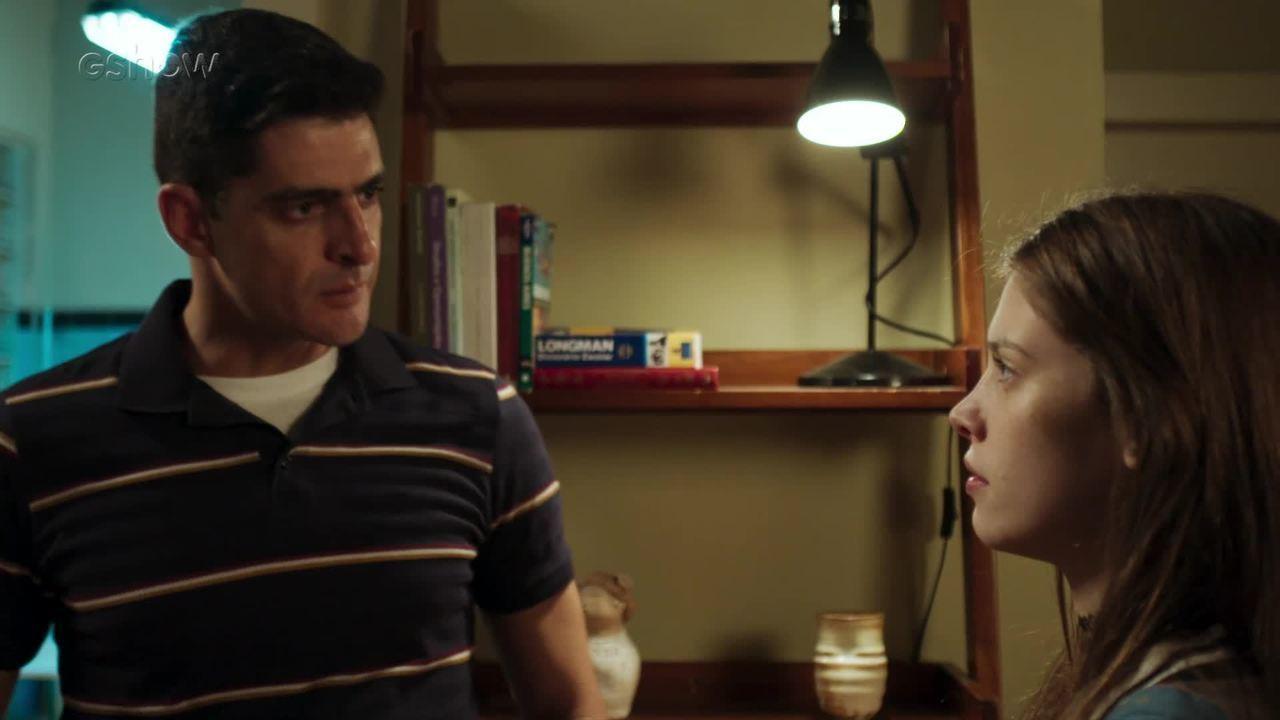 13/8 - Teaser 'Malhação - Toda Forma de Amar': Anjinha teme pela segurança de Marco