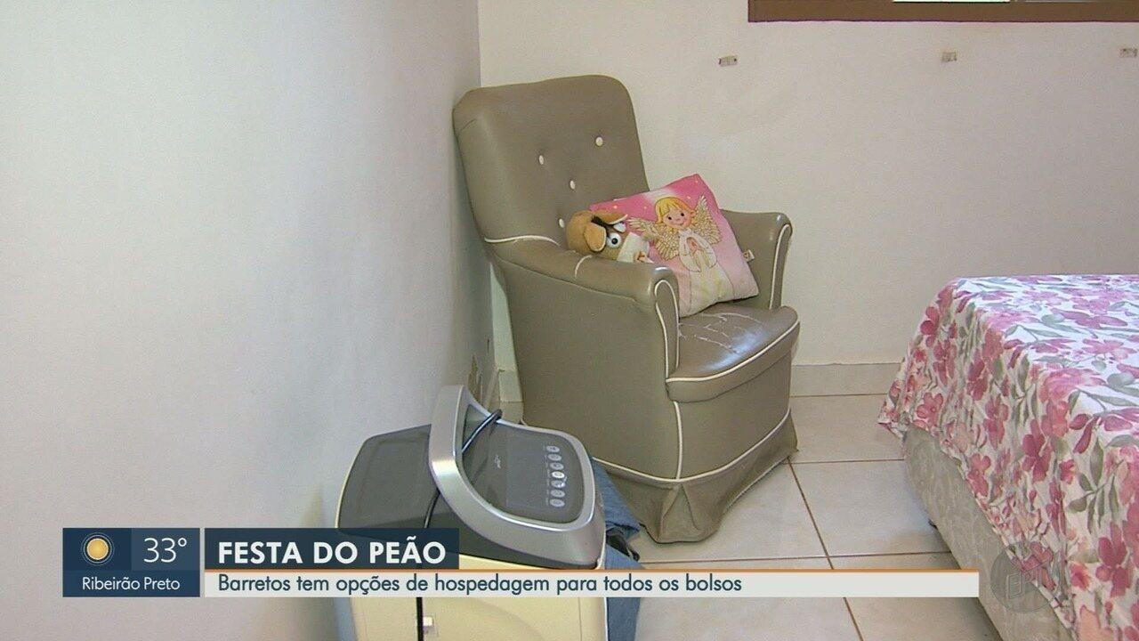 Festa do Peão: Barretos tem opções de hospedagem para todos os bolsos