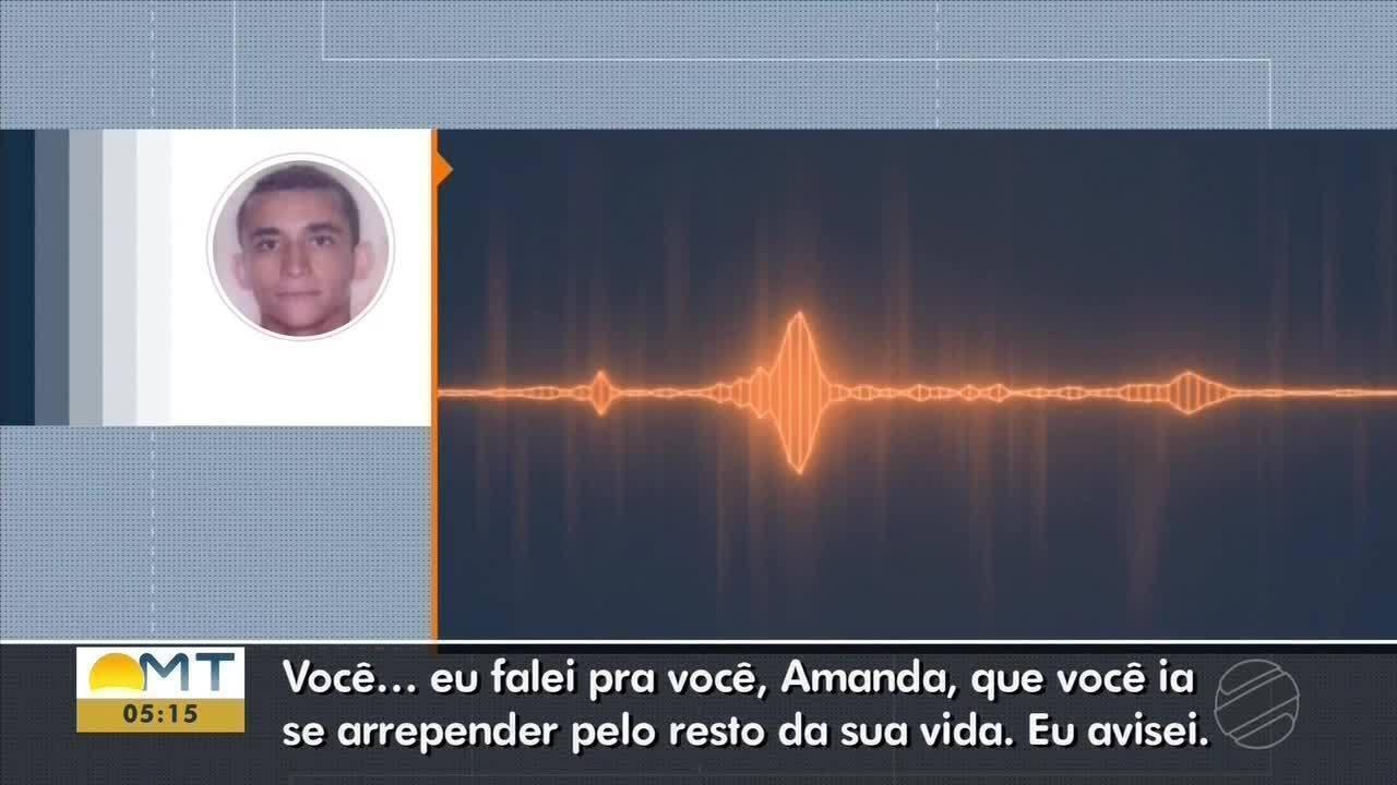 Homem mandou áudios para a ex-mulher antes de matar a filha de 7 meses