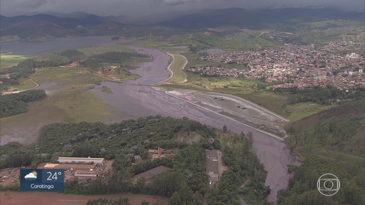Itabira: Defesas Civis e Vale se reúnem para simulado em caso de rompimento de barragem