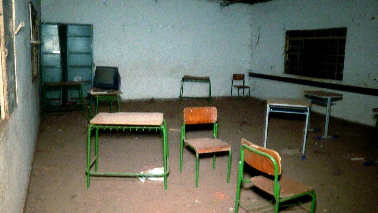Profissão: Repórter - Escolas em Greve - 14/08/2019