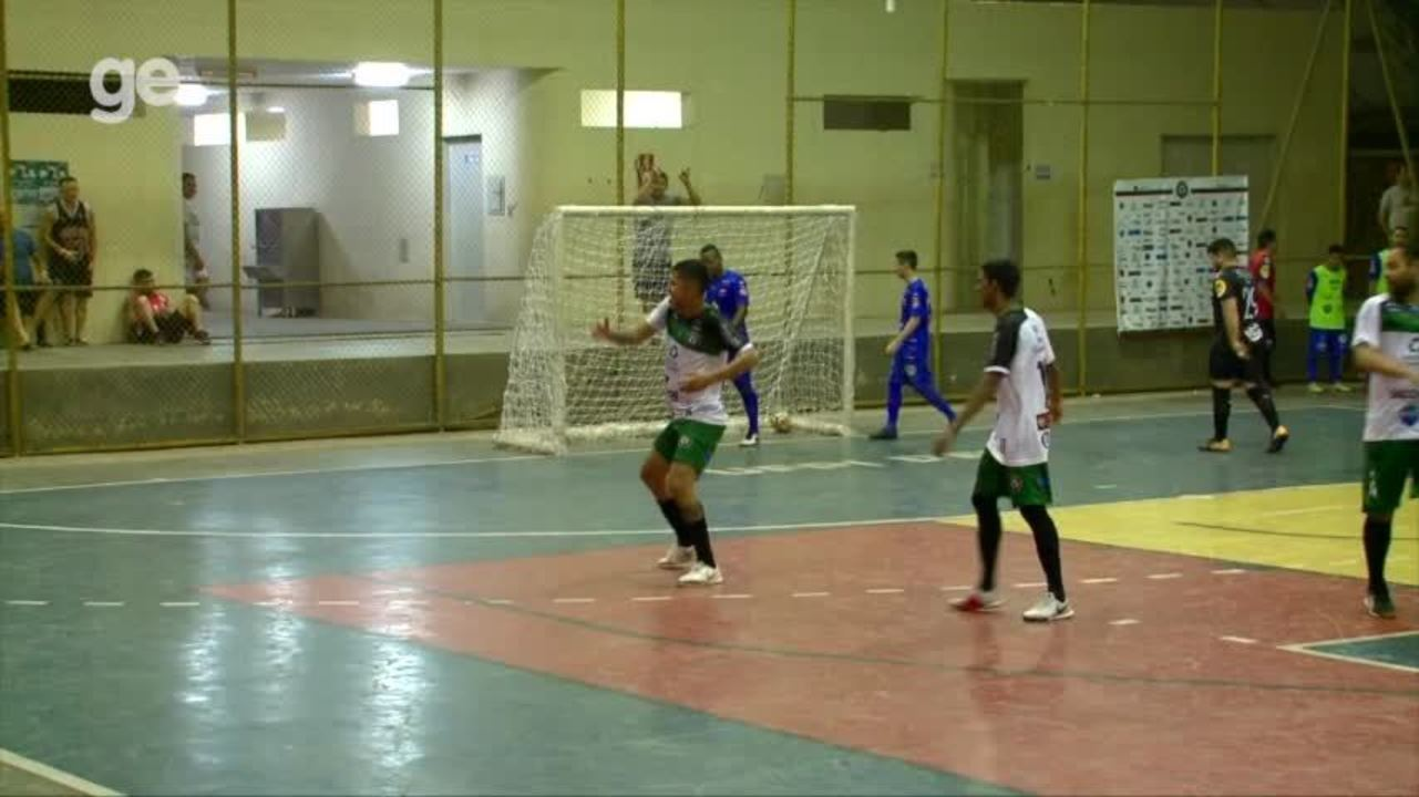 Gol do Junior Carapiá (JES) - JES 2 x 2 Piauí